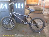 pulse dk1 full size bmx bike in full working order