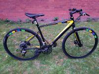 "13 Implicit Alpha Hybrid Bike 19"""