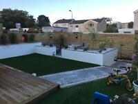 Creative Building and Landscaping Ltd. Fencing, Decking, Paving, Artificial grass, Turfing.