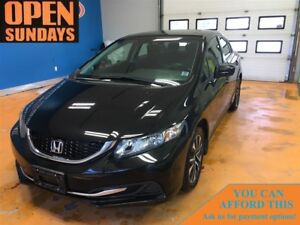 2014 Honda Civic EX! POWER SUNROOF! HEATED SEATS!