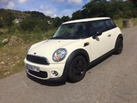 Mini One 1.6 Petrol, Less than 42,000 miles, Pepper Pack, 2011, Excellent Condition.