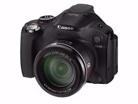 Canon PowerShot SX30 IS Digital Camera (14.1 MP, 35x Ultra Wide-angle Optical Zoom) Vari-angle LCD