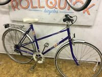 Raleigh Candice mixte bike