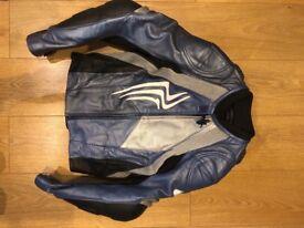 Hein Gericke motorbike jacket size 40uk
