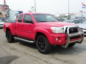 2006 Toyota Tacoma Base V6 SR5 4X4|ACCESS-CAB|LOW KM!!