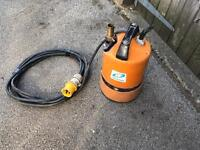 Submersible pump / Puddle sucker / Price drop