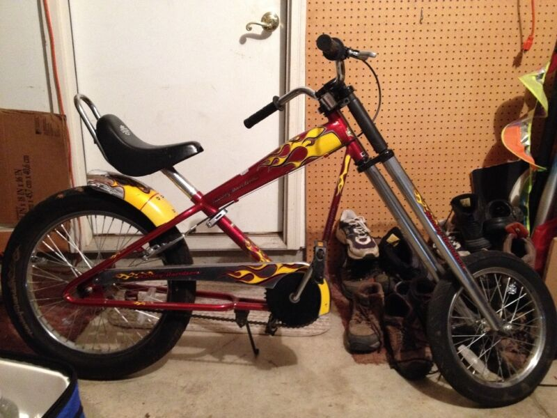 chopper bicycle - LOCAL PICKUP ONLY - Indiana