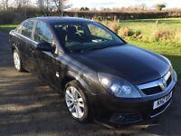 Nov 2007 Vauxhall Vectra 1.816V SRI 5DR Mot'd Oct 2017 6mth warranty