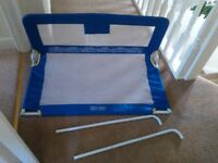 Tomy cot side for childs' bed