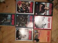 Bargain !!Sorpranos complete dvd boxset series £20