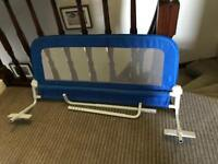 Kids bed guard