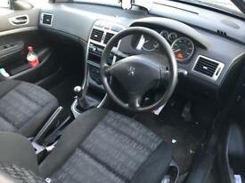 Peugeot 307 sport.