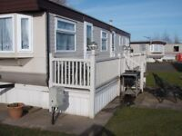 Caravan to rent at Southview Skegness
