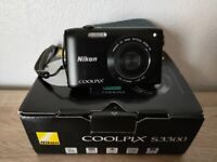 Coolpix Camera S3300 ( Cash on collection )