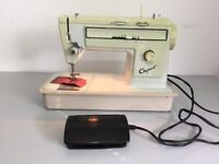Fully serviced singer Capri sewing machine