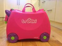 Trunki girls suitcase