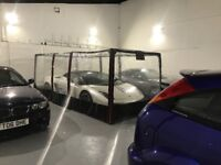 SECURE CAR STORAGE IN AND AROUND LONDON