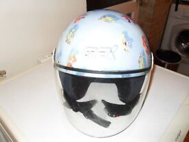 Childs Motor Cycle Helmet