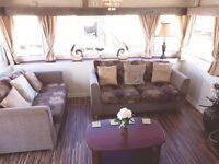 Caravan for rent in towyn near rhyl in north wales