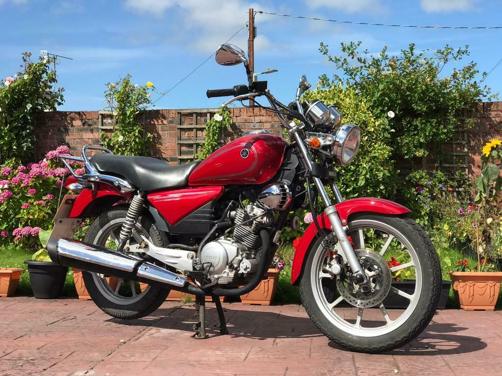 Yamaha YBR 125 Classic 2014 | in Hounslow, London | Gumtree