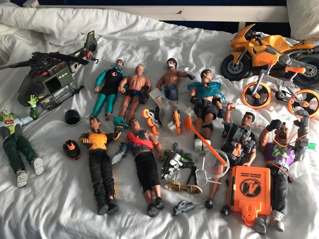 Action Man collections