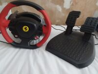 Thrustmaster 458 Spider XBox One Racing Wheel