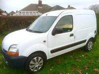 Renault Kangoo 1.9 D Diesel Van / Excellent Conditions / Runs Superb