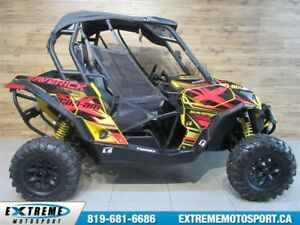 2013 Can-Am Maverick 1000R 54.75$/SEMAINE