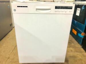 GE White New (out of box) Dishwasher, Free 30 Day Warranty, Save The Tax Event