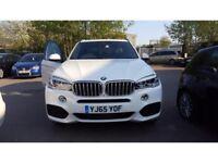 BMW X5 3.0 40d M Sport Steptronic xDrive 5dr (start/stop)