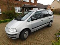 VW Sharan SL 1.9 TDi used 7 seat MPV car