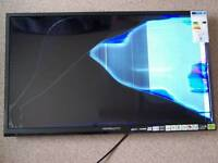 Looking for LED LCD Plasma TV with broken cracked screen