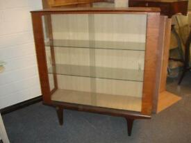 1960s display cabinet