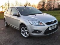 2011 FORD FOCUS 1.6 TDCI SPORT 5 DOOR DIESEL HATCHBACK