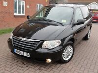 2006, CHRYSLER VOYAGER 2.8CRDi LX AUTOMATIC, 1-OWNER, LOW MILES
