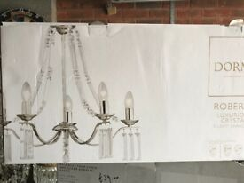 Dorma chandelier 5 light