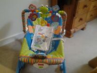 Infant to toddler Rocker - Fisher Price