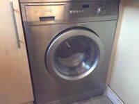 **SMEG**WASHER DRYER**STAINLESS STEEL**ONLY £170**BARGAIN**DELIVERY**