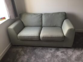 DFS 2 x Two Seater Sofas For Sale