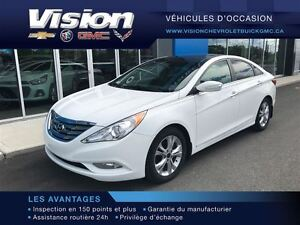 2013 Hyundai Sonata LIMITED ** NAVIGATION ** TOIT PANORAMIQUE
