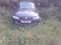 Peugeot 306 for breaking car