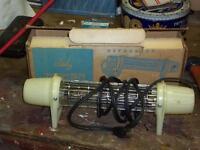 old fridge defroster