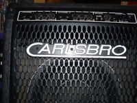 Carlsbro Colt 65 keyboard amplifier. 2 channels with reverb