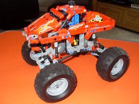 Lego Technics Monster Truck