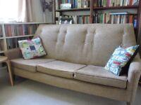 1960's Parker Knoll sofa.