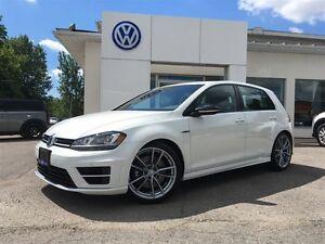2017 Volkswagen Golf R R
