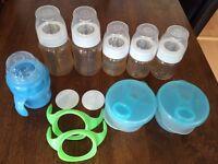 Avent Bottles & Beaker Bundle