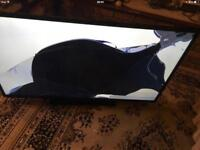"""Seilki tv 55"""" spare and repair screen cracked without remote £15"""