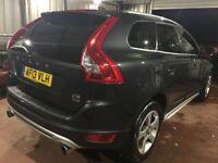 Volvo, XC60, Estate, 2013, Semi-Auto, 2400 (cc), 5 doors