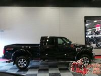 2008 Ford F-350 CREW 4X4 FX-4, LEATHER/SUNROOF, POWERSTROKE DIES